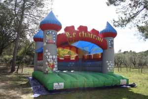 chateau medieval KL - 106